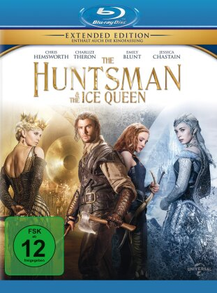 The Huntsman & The Ice Queen (2016) (Extended Edition, Kinoversion)