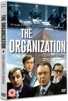 The Organization - The Complete Series (1971) (2 DVDs)