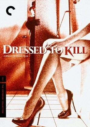 Dressed to Kill (1980) (Criterion Collection, Unrated, 2 DVD)