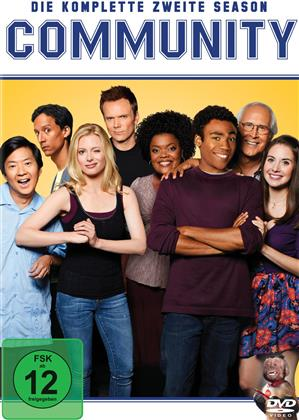 Community - Staffel 2 (4 DVDs)