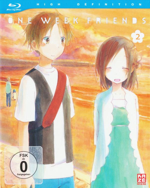 One Week Friends - Vol. 2 (Mediabook)