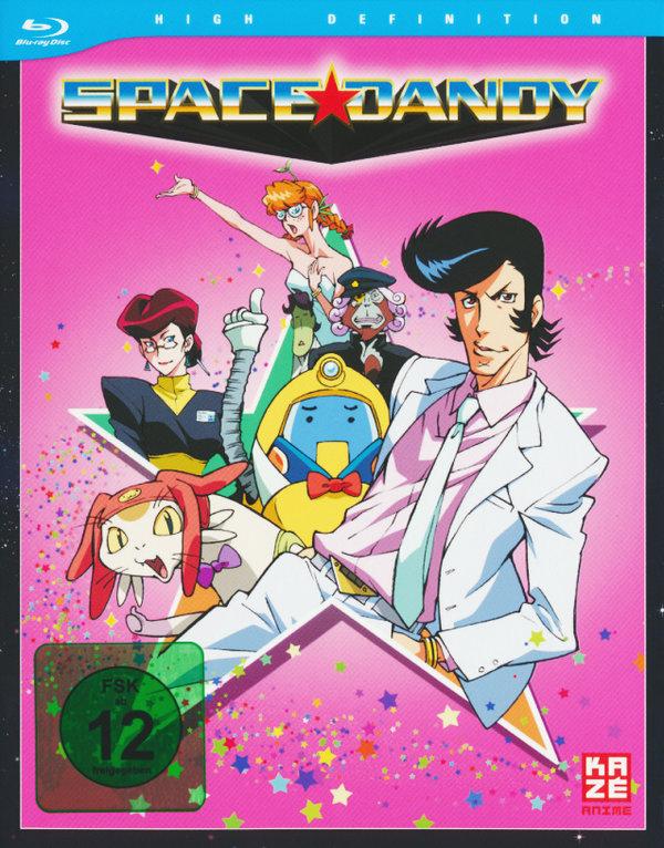 Space Dandy - Vol. 5 (+ Sammelschuber, Limited Edition)