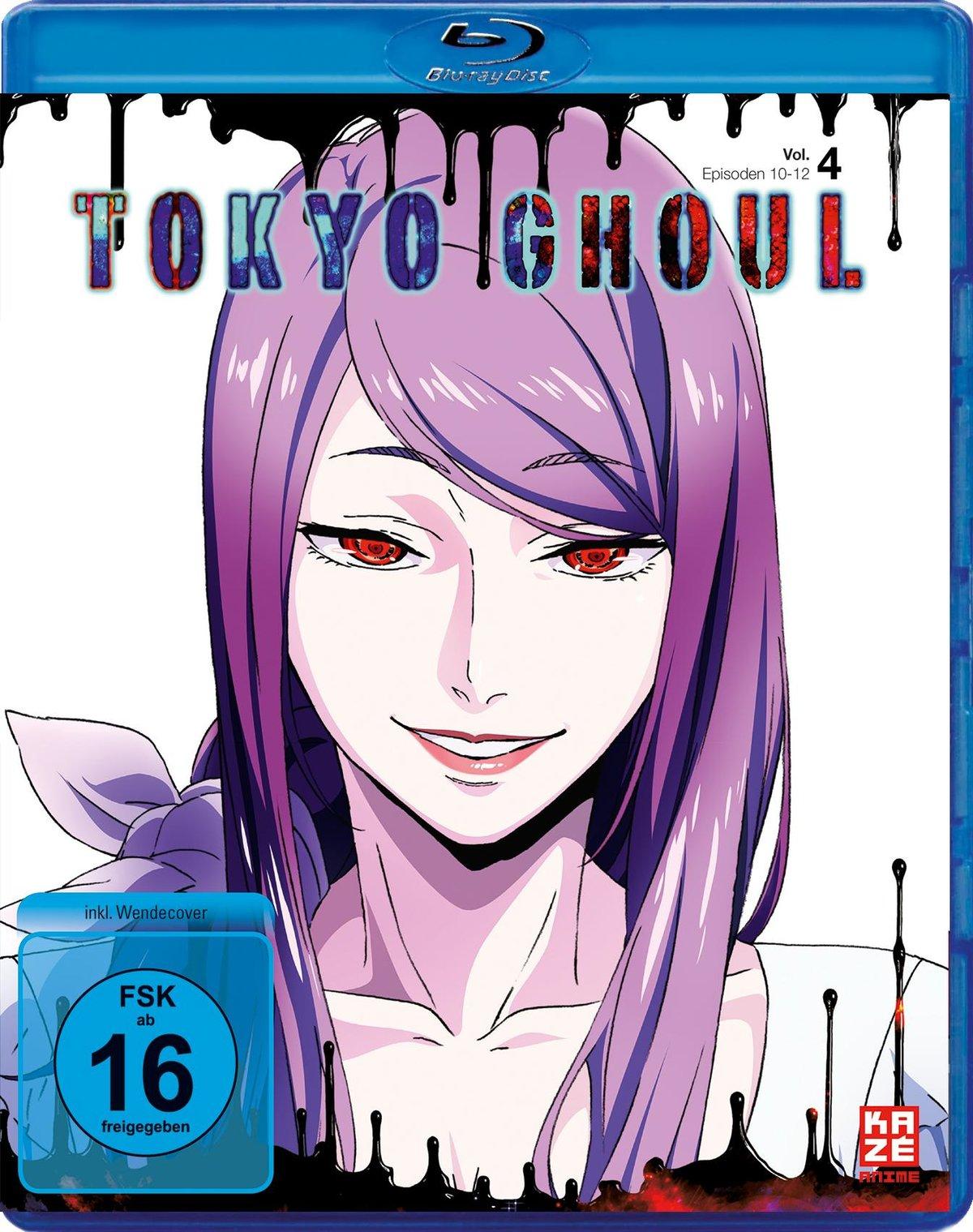 Tokyo Ghoul - Vol. 4