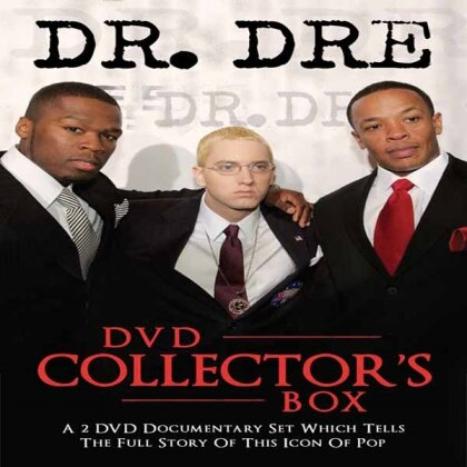 Dr. Dre - DVD Collector's Box (Inofficial, 2 DVDs)