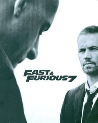 Fast & Furious 7 (2015) (Extended Edition, Kinoversion, Steelbook)