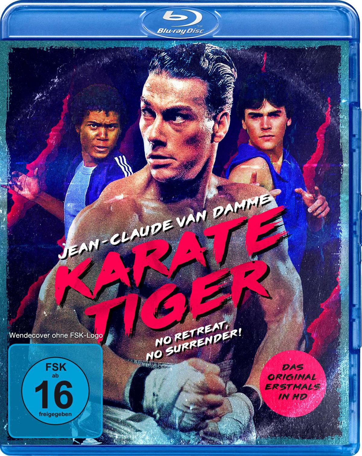 Karate Tiger (1986)