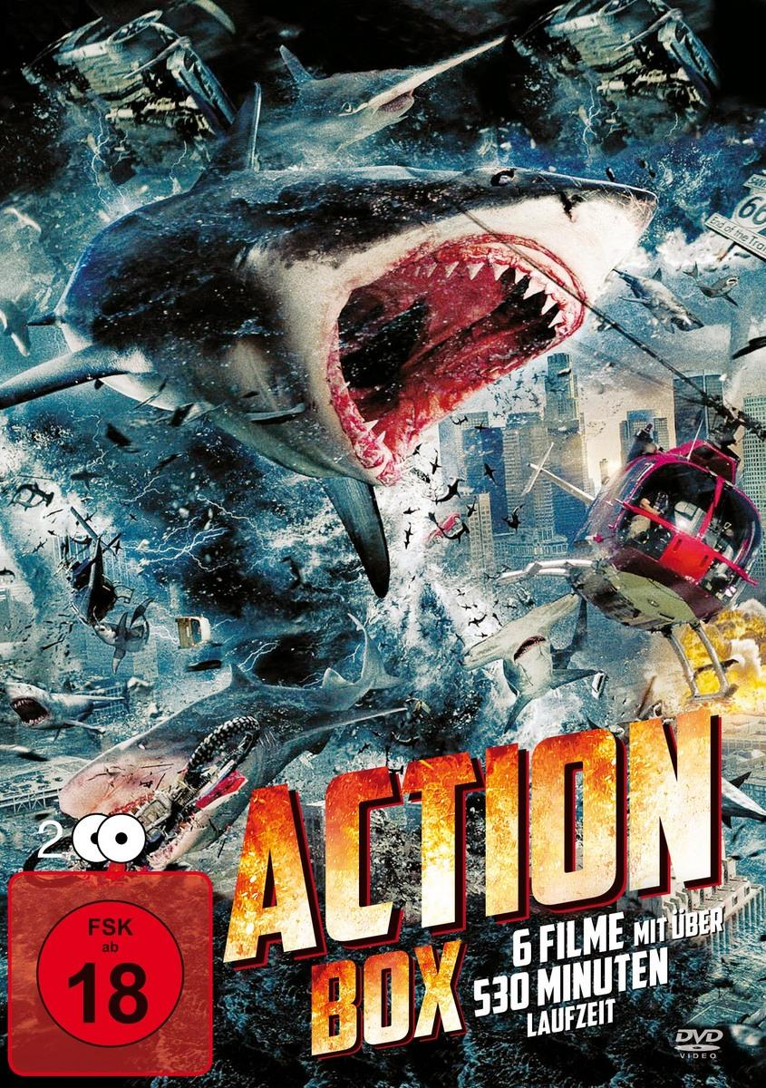 Action Box - (2 DVDs) (Cede)