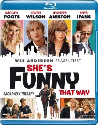 She's Funny That Way (2014)