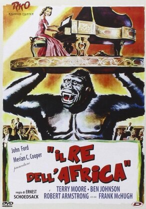 Il re dell'Africa - (RKO Collection) (1949) (s/w)
