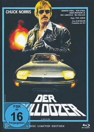 Der Bulldozer (1979) (Cover B, Limited Edition, Mediabook, Uncut, Blu-ray + DVD)