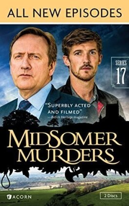 Midsomer Murders - Series 17 (2 DVD)