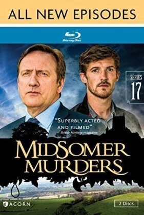 Midsomer Murders - Series 17 (2 Blu-ray)