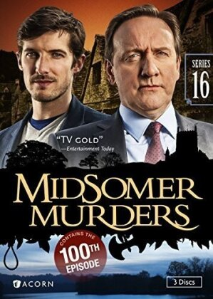 Midsomer Murders - Series 16 (3 DVD)