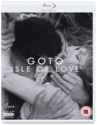 Goto - Isle of Love (1969) (s/w, Blu-ray + DVD)