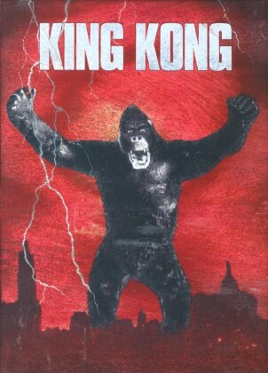 King Kong (1933) (s/w, Mediabook, Blu-ray + 2 DVDs)