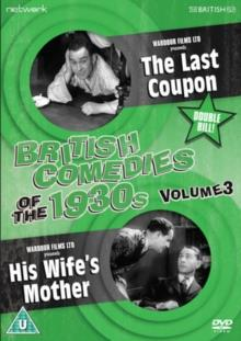 British Comedies of the 1930s - Vol. 3 (s/w)
