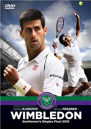 Wimbledon - The Gentlemen's Final 2015 - Novak Djokovic vs. Roger Federer (2 DVDs)