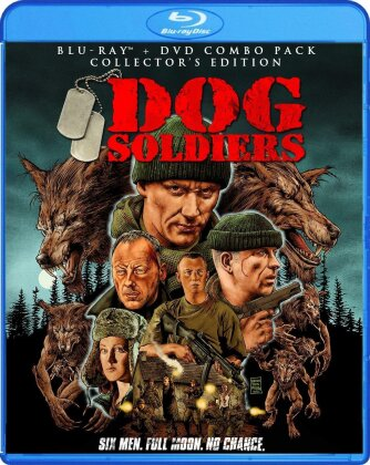 Dog Soldiers (2002) (Collector's Edition, Widescreen, Blu-ray + DVD)