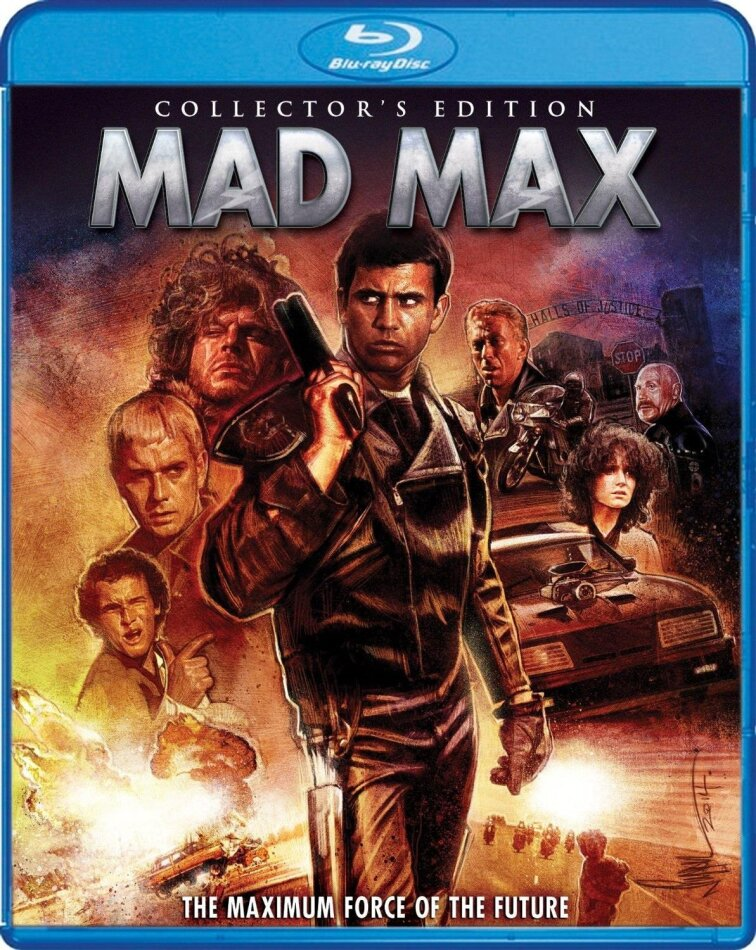 Mad Max (1979) (Collector's Edition, Widescreen)