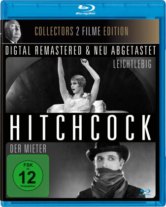 Leichtlebig / Der Mieter (Hitchcock Collector's Edition, s/w, Remastered)