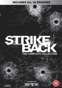 Strike Back - Season 1 - 5 (14 DVD)