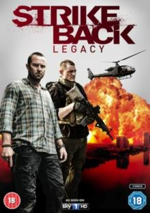 Strike Back - Season 4 - Legacy (3 DVD)