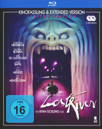 Lost River (2014) (Kinoversion, Limited Edition, Extended Edition, 2 Blu-rays)