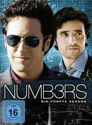 Numbers - Staffel 5 (6 DVDs)