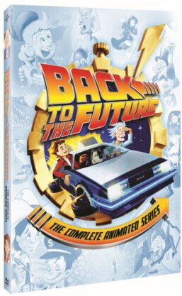 Back to the Future - The Complete Animated Series (4 DVDs)