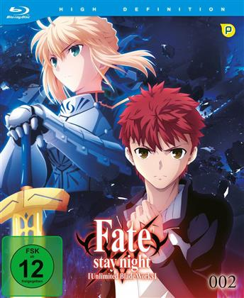 Fate/Stay Night: Unlimited Blade Works - Vol. 2 - Staffel 1.2 (Limited Edition)