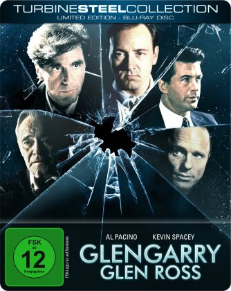 Glengarry Glen Ross - (Turbine Steel Collection) (1992) (Limited Edition, Steelbook)
