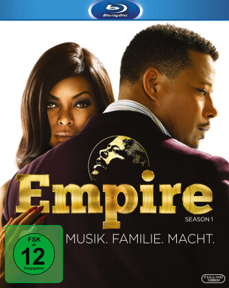 Empire - Staffel 1 (3 Blu-rays)