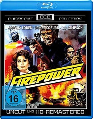 Firepower (1979) (Remastered, Uncut)