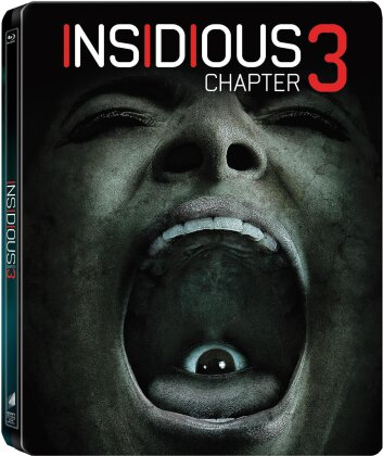 Insidious - Chapter 3 (2015) (Steelbook)