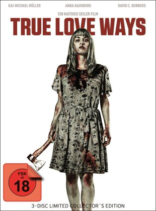 True Love Ways (2014) (Mediabook, Collector's Edition, Limited Edition, Blu-ray + 2 DVDs)