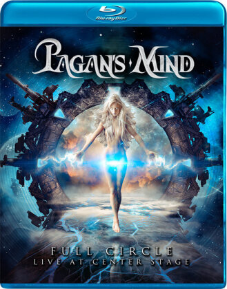 Pagans Mind - Full Circle - Live at Center Stage (Blu-ray + 2 CDs)