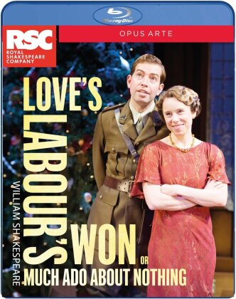 Love's Labour's Won (Opus Arte) - Royal Shakespeare Company