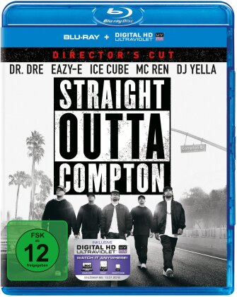 Straight Outta Compton (2015) (Director's Cut)