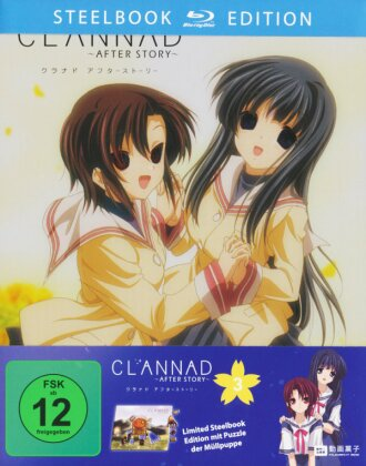 Clannad After Story - Collection 3 (Limited Edition, Steelbook)