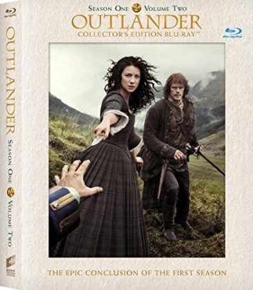 Outlander - Season 1.2 (Collector's Edition, 2 Blu-rays)