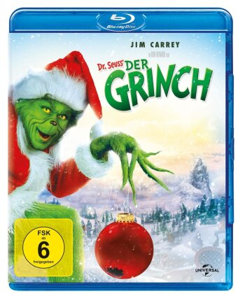 Der Grinch (2000) (15th Anniversary Edition)