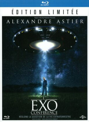 Alexandre Astier - L'Exoconférence (2015) (Limited Edition)