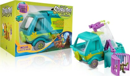 "Le Meilleur de Scooby - Doo! (Inclus 1 jouet ""Mistery Machine"", Limited Edition, 8 DVDs)"