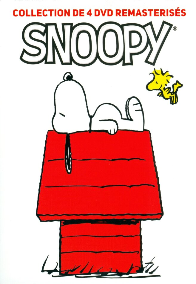 Snoopy - Collection (Remastered, 4 DVDs)
