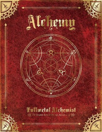 Fullmetal Alchemist - The Complete Series (2003) (Collector's Edition, 6 Blu-rays)
