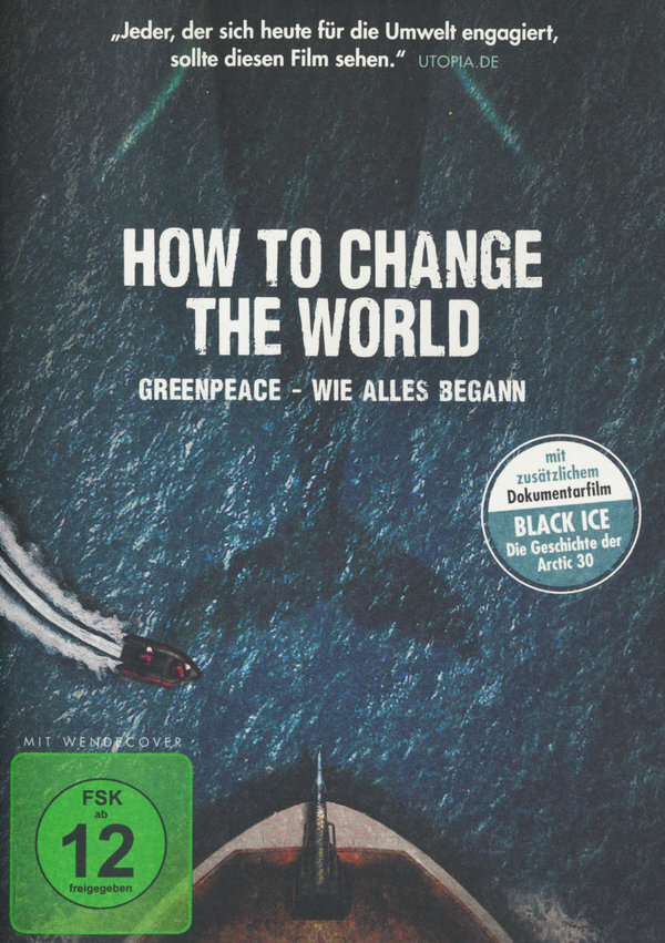 How to Change the World - Greenpeace - Wie alles begann (2015)