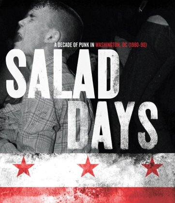 Salad Days - 1980-1990: A Decade Of Punk In Washington, DC