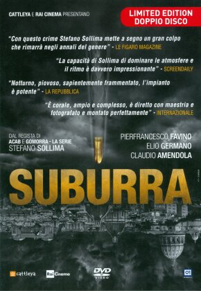 Suburra (2015) (Limited Edition, 2 DVDs)