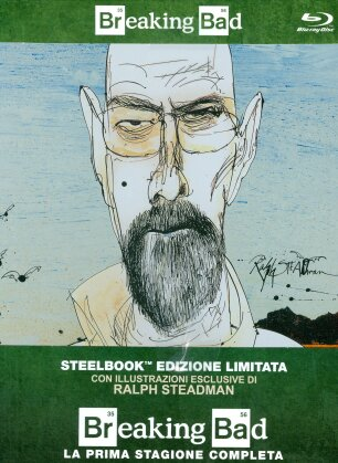 Breaking Bad - Stagione 1 (Limited Edition, Steelbook, 2 Blu-rays)