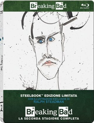 Breaking Bad - Stagione 2 (Limited Edition, Steelbook, 3 Blu-rays)